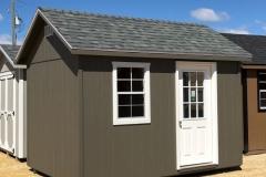 8x12 | Castlemore Siding | Estate Grey Roof