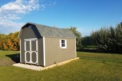 10x16 | Castlemore Siding | Estate Grey Roof