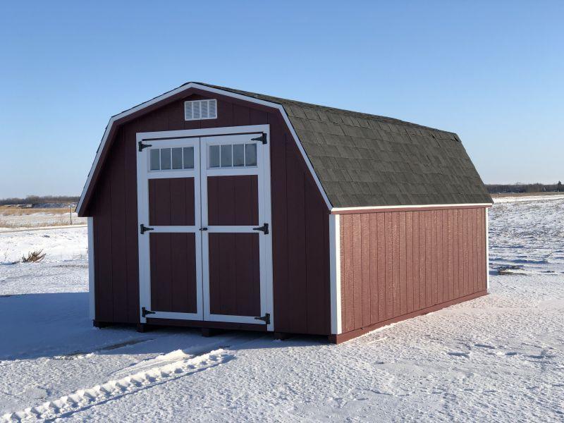 Low Barn | Horizon Storage Sheds