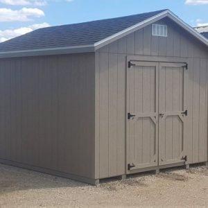 12x24 Cottage Style Shed Horizon Storage Sheds