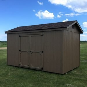 14x24 Barn Style Shed - Horizon Storage Sheds